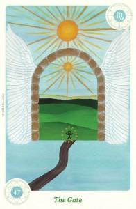 Karni Zor's Gate astrological card