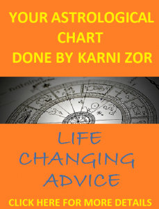 Astrological Charts by Karni Zor