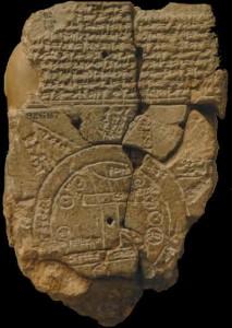 babylonian chart